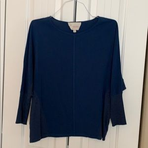 Vince Camuto Blue Top! Size S